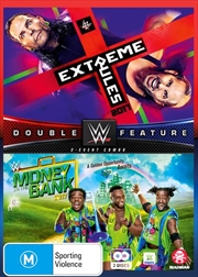 WWE - Extreme Rules / Money In The Bank 2017 | DVD