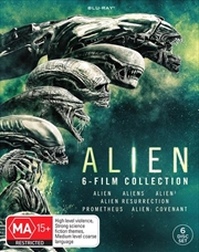 Alien 6 Movie Pack | Blu-ray