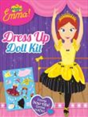 Wiggles Emma Dress Up Doll | Hardback Book