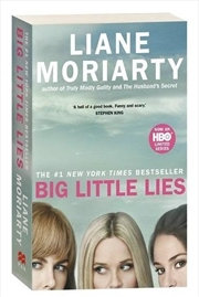 Big Little Lies | Paperback Book