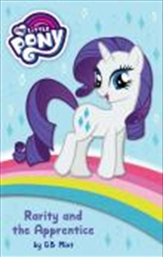 My Little Pony: Rarity and the Apprentice | Paperback Book