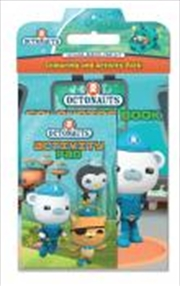 Octonauts Colouring Activity Pad | Paperback Book