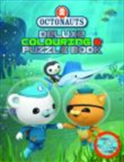 Octonauts Deluxe Colouring & Puzzle Book | Paperback Book