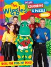 Wiggles Dlx Colouring Book | Paperback Book