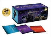 Harry Potter Boxed Set: Collected Audio Edition