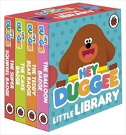 Hey Duggee: Little Library | Board Book