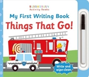 My First Writing Book Things T
