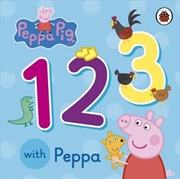 Peppa Pig: 123 With Peppa | Board Book