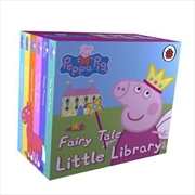 Peppa Pig: Fairy Tale Little Library | Board Book