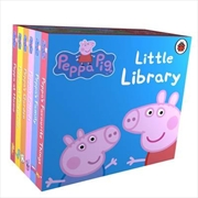 Peppa Pig: Little Library | Board Book
