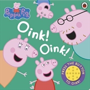 Peppa Pig: Oink Oink | Board Book