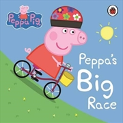 Peppa Pig: Peppa's Big Race | Board Book