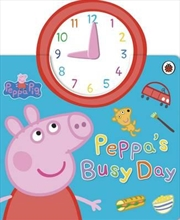 Peppa Pig: Peppa's Busy Day | Board Book
