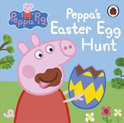 Peppa Pig: Peppa's Easter Egg Hunt | Board Book