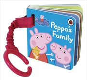 Peppa Pig: Peppa's Family | Board Book