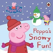 Peppa Pig: Snowy Fun | Board Book