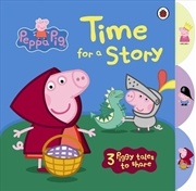 Peppa Pig: Time For A Story