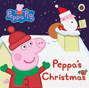 Peppas Christmas | Board Book