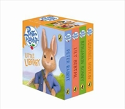Peter Rabbit Animation: Little | Board Book