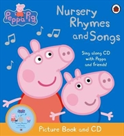 Peppa Pig: Nursery Rhymes And | CD