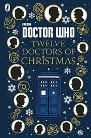 Doctor Who: Twelve Doctors of Christmas | Hardback Book