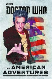 Doctor Who: The American Adventures | Hardback Book