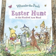 Easter Hunt In The 100 Acre Wood | Hardback Book