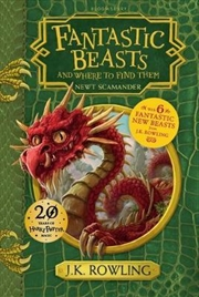 Fantastic Beasts & Where to Find Them | Hardback Book