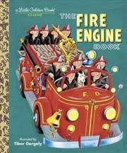 LGB The Fire Engine Book | Hardback Book