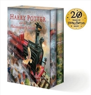 Harry Potter Illustrated Box Set | Hardback Book