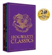 Hogwarts Classics Box Set | Hardback Book
