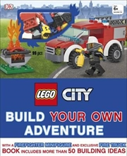 LEGO City: Build Your Own Adventure | Hardback Book