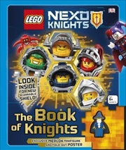 Lego Nexo Knights: Book Of Knights | Hardback Book