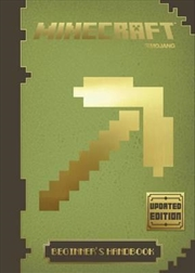 Minecraft Beginners Handbook | Hardback Book