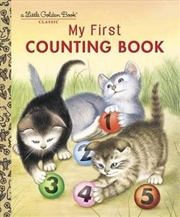 LGB My First Counting Book | Hardback Book