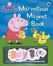 Peppa Pig: Marvellous Magnet Book | Hardback Book