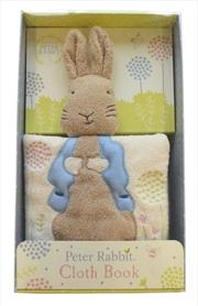 Peter Rabbit:Cloth Book Cloth Book | Hardback Book