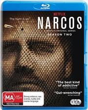 Narcos - Season 2 | Blu-ray