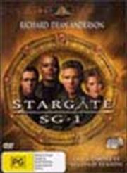 Stargate SG-1; S2 | DVD