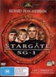 Stargate SG-1; S4 | DVD