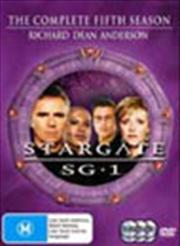 Stargate SG-1; S5 | DVD