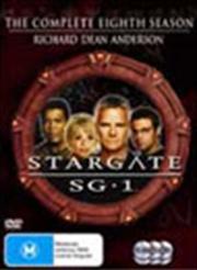 Stargate SG-1; S8 | DVD