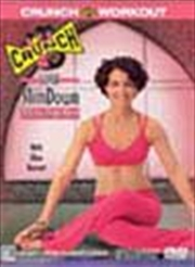 Crunch Super Slimdown | DVD