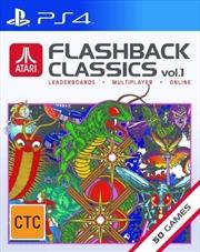 Atari Flashback Classics Vol1
