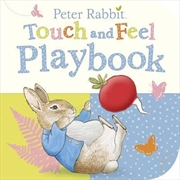 Peter Rabbit: Touch & Feel Playbook