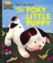 LGB The Poky Little Puppy | Hardback Book