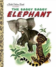 LGB The Saggy Baggy Elephant | Hardback Book