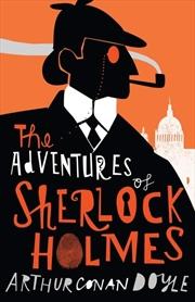 Adventures Of Sherlock Holmes | Paperback Book