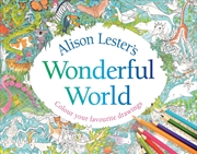 Alison Lesters Wonderful World
