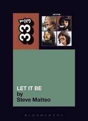 Beatles Let It Be | Paperback Book